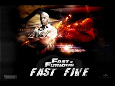 Fast and Forous-Fast Five