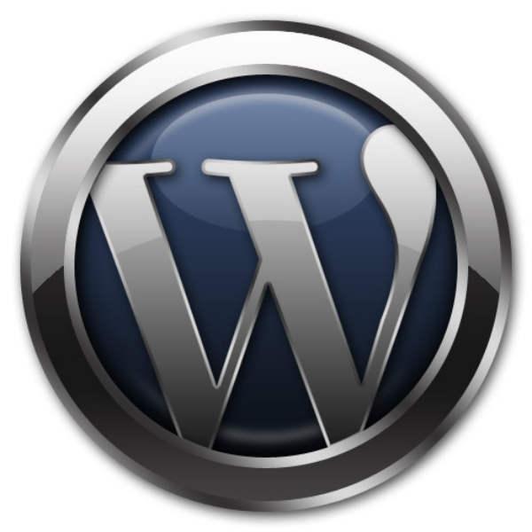 WordPress 3 лого