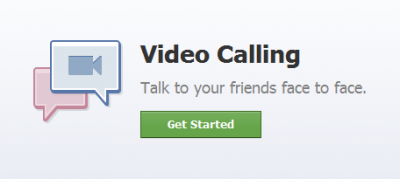 Facebook-Skype-videochat