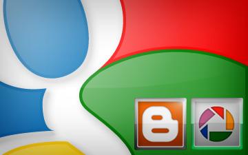 Google ребрандира Blogger и Picasa