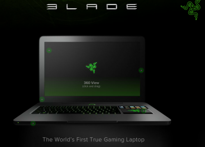 Razer Blade - PC Gaming is not Dead