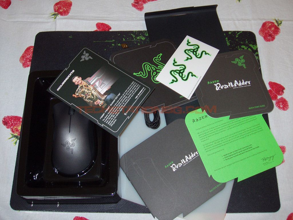 Razer DeathAdder Black Edition Превю
