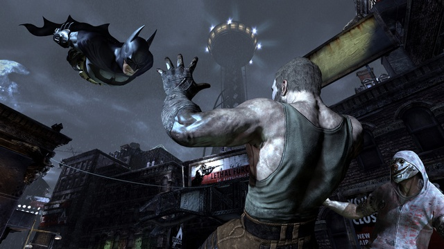 Забавиха излизането на Batman Arkham City za PC