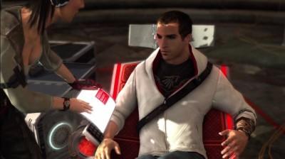 Assassin's Creed 3 Desmond Screenshot