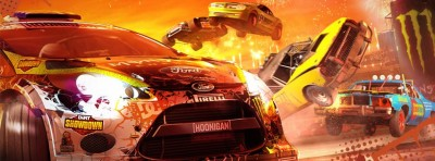Dirt Showdown Cover Image