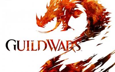 Guild Wars 2 Logo Art
